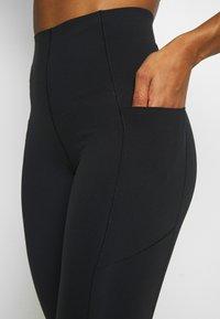 Sweaty Betty - POWER HIGH WAIST 7/8 WORKOUT LEGGINGS - Leggings - black - 6