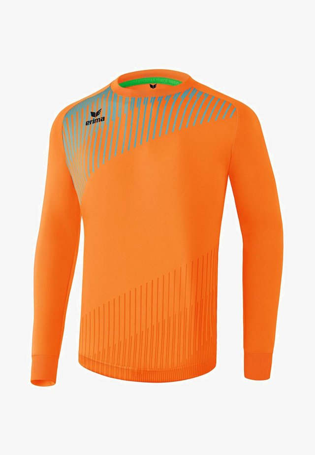 Long sleeved top - orange