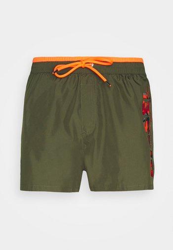 BMBX-SANDY 2.017 - Swimming shorts - khaki