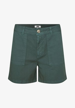 WE FASHION DAMENSHORTS - Short - dark green
