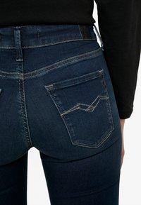 Replay - NEW LUZ HYPERFLEX + - Jeans Skinny Fit - dark blue - 3