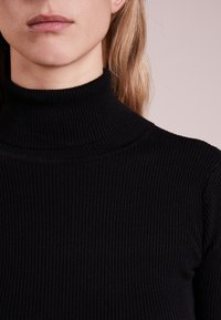 Lauren Ralph Lauren - TURTLE NECK - Svetr - polo black - 3
