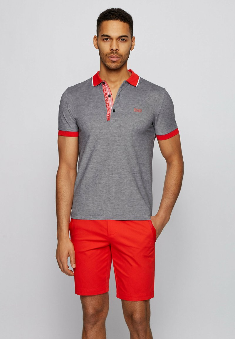 BOSS - PAULE 4 - Polo shirt - black