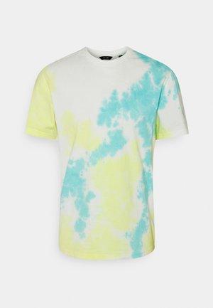 ONSLOU TIE DYE TEE - Print T-shirt - island paradise