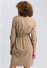 Marc Aurel - Shirt dress - taupe - 2
