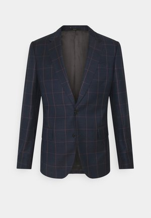 GENTS TAILORED FIT JACKET - Sako - navy