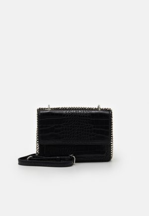 PCJULIAN CROSS BODY KEY - Skulderveske - black