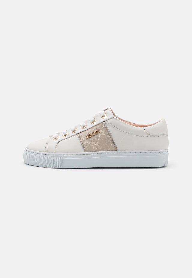 CORTINA LISTA CORALIE  - Sneakersy niskie - beige