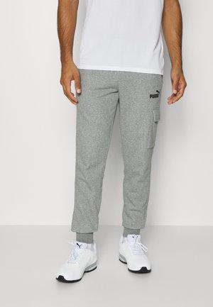 PANTS - Spodnie treningowe - medium gray heather