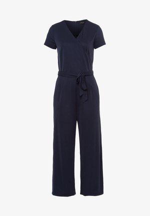 MARINE - Jumpsuit - dunkelblau