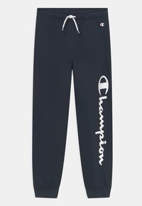 Champion - AMERICAN CLASSICS CUFF UNISEX - Pantaloni sportivi - dark blue - 0