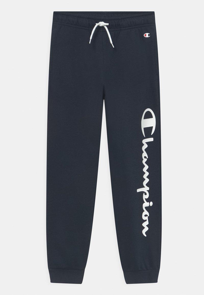 Champion - AMERICAN CLASSICS CUFF UNISEX - Pantaloni sportivi - dark blue