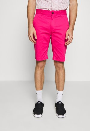 ESSENTIAL - Shorts - bright cerise pink