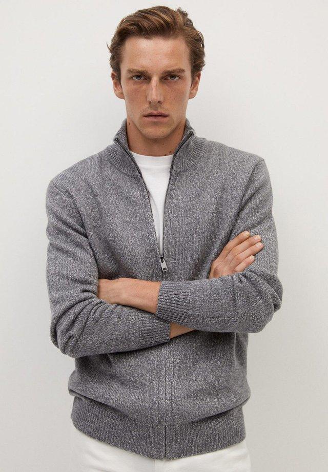 BINGER - Vest - grigio