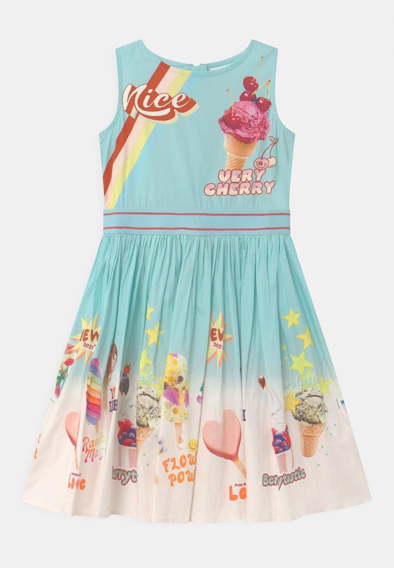 Molo - CARLI - Koktejlové šaty/ šaty na párty - ight blue/light pink