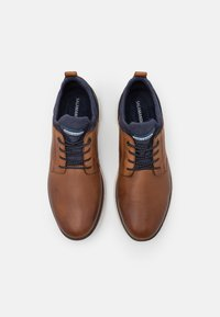 Salamander - PORTHOS - Sneakersy niskie - cognac - 3