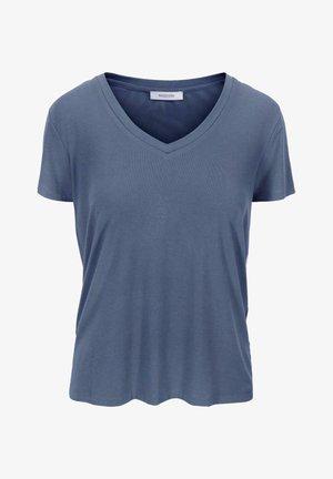 T-shirts - mellow blue