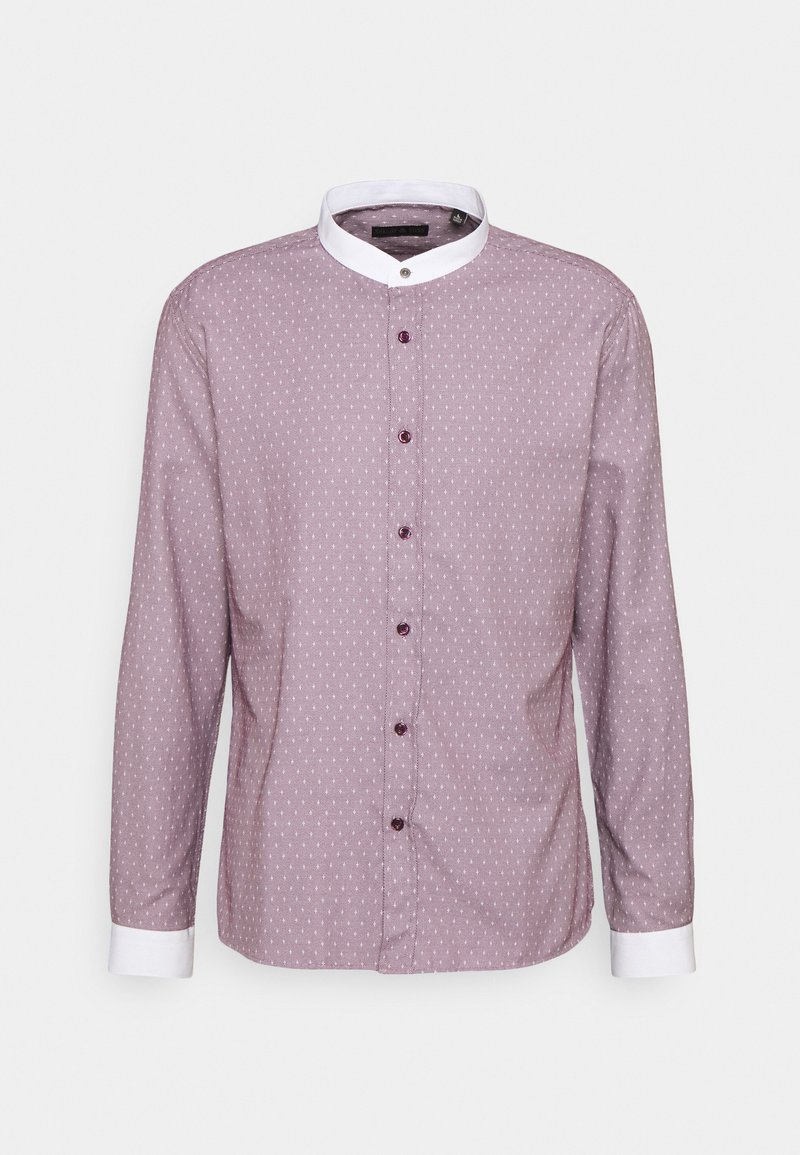Shelby & Sons - WHITEHALL - Shirt - maroon