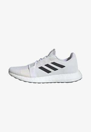 SENSEBOOST GO SHOES - Obuwie do biegania treningowe - white