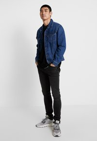 Lee - LUKE - Slim fit jeans - moto grey - 1