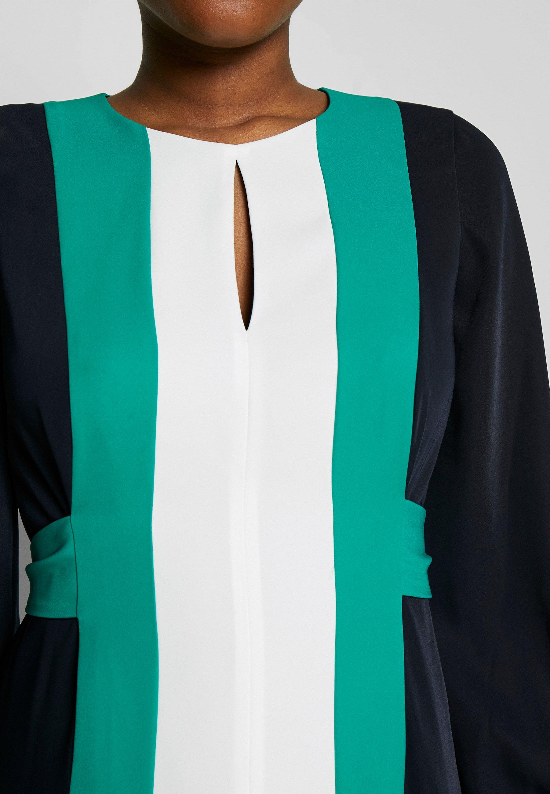 Precio asombroso Hobbs LYLA DRESS - Vestido informal - navy multi | Ropa de mujer 2020 UakvT