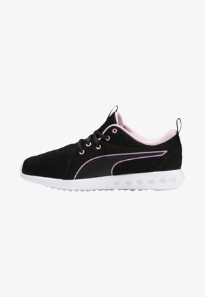 CARSON 2 NEW CORE - Neutral running shoes - puma black/pale pink