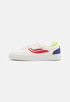 SOLEY UNISEX  - Trainers - white/red/blue/green