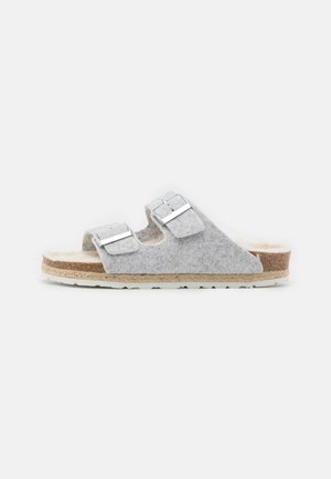 CLAQUETTE - Chaussons - silver