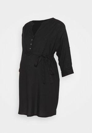 MLMERCY TUNIC - Bluzka z długim rękawem - black