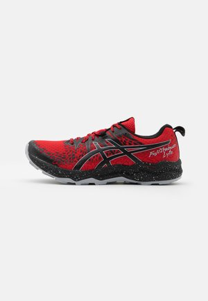 FUJITRABUCO LYTE - Trail running shoes - classic red/black