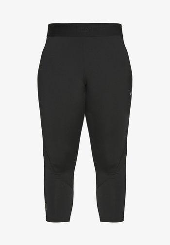 ONPGILL 3/4 TRAINING - Leggings - black