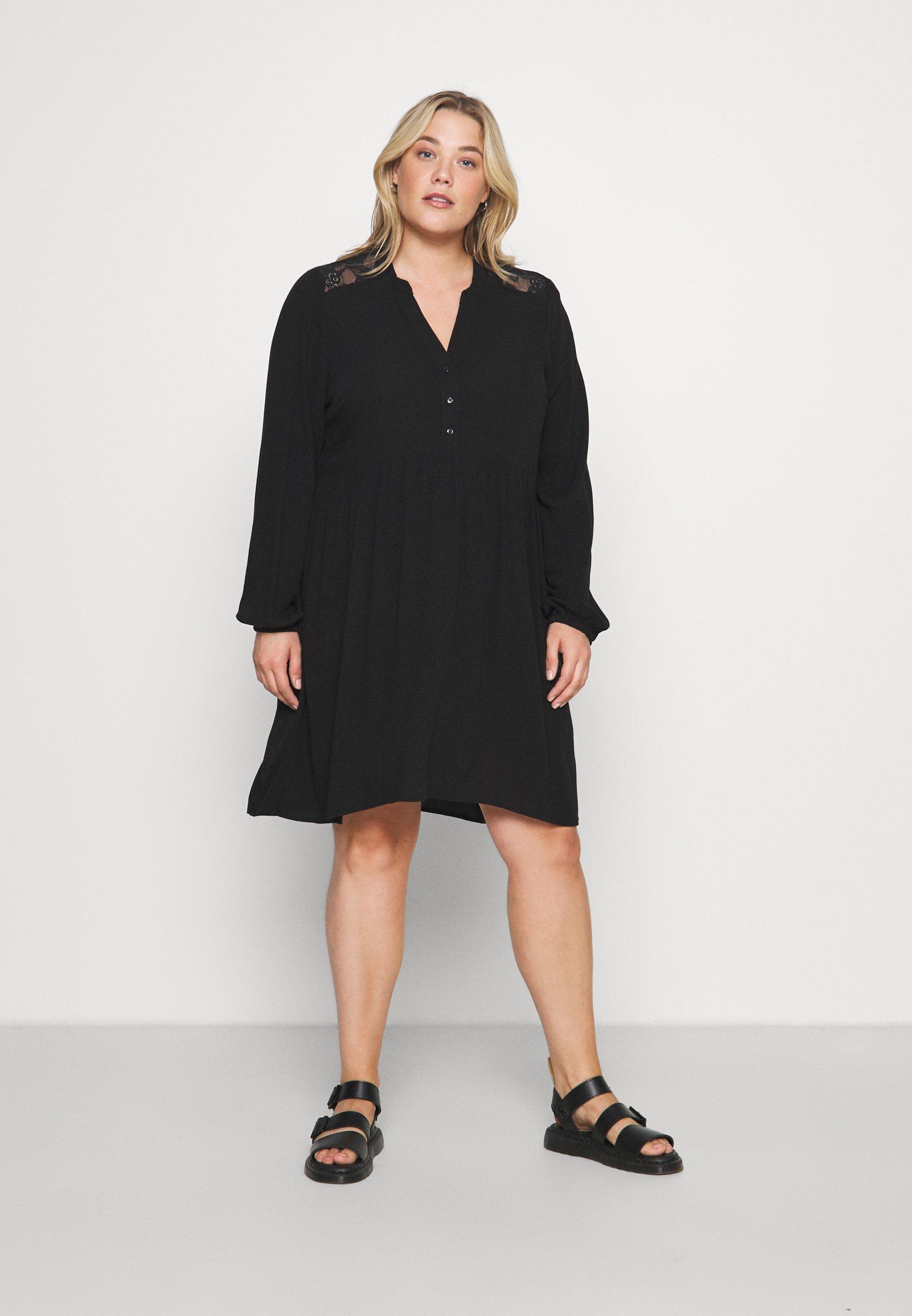 Damen VMNEWDEBBIE V NECK DRESS - Freizeitkleid