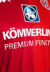Kappa - MAINZ 05 HOME - Club wear - racing red - 6