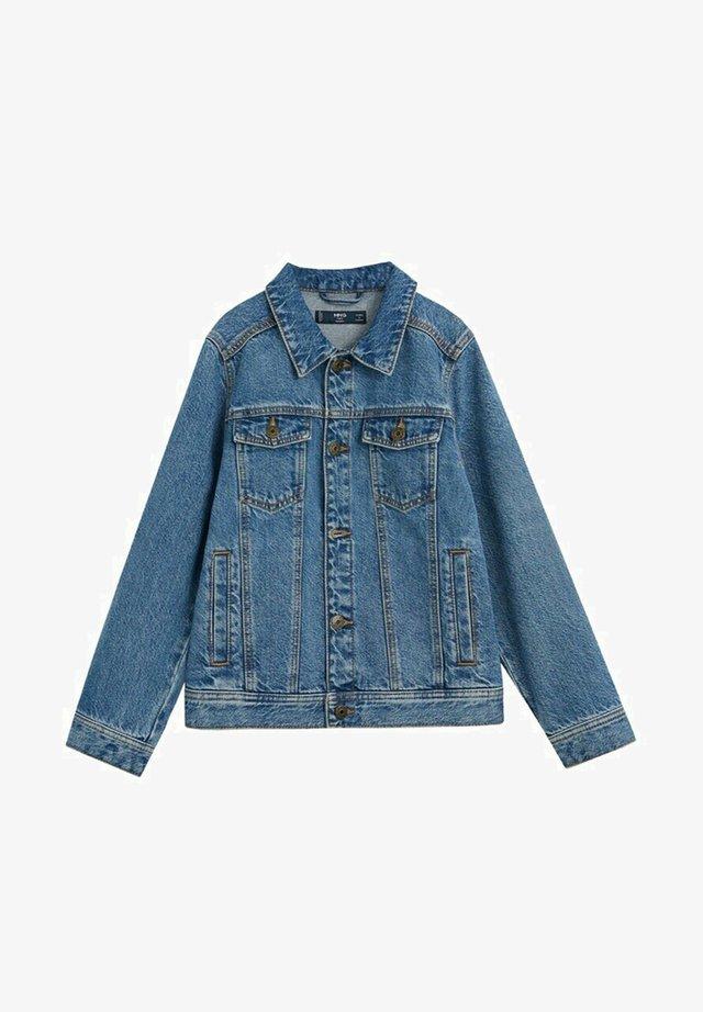 Giacca di jeans - blu medio