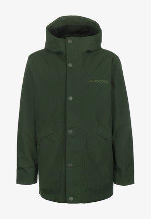 ALVIN USX - Winter coat - forest green