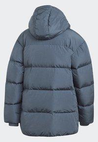 adidas Originals - WINTER REGULAR JACKET - Down jacket - legacy blue - 12