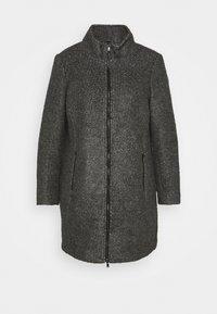 Zizzi - CAAMES COAT - Classic coat - dark grey melange - 3
