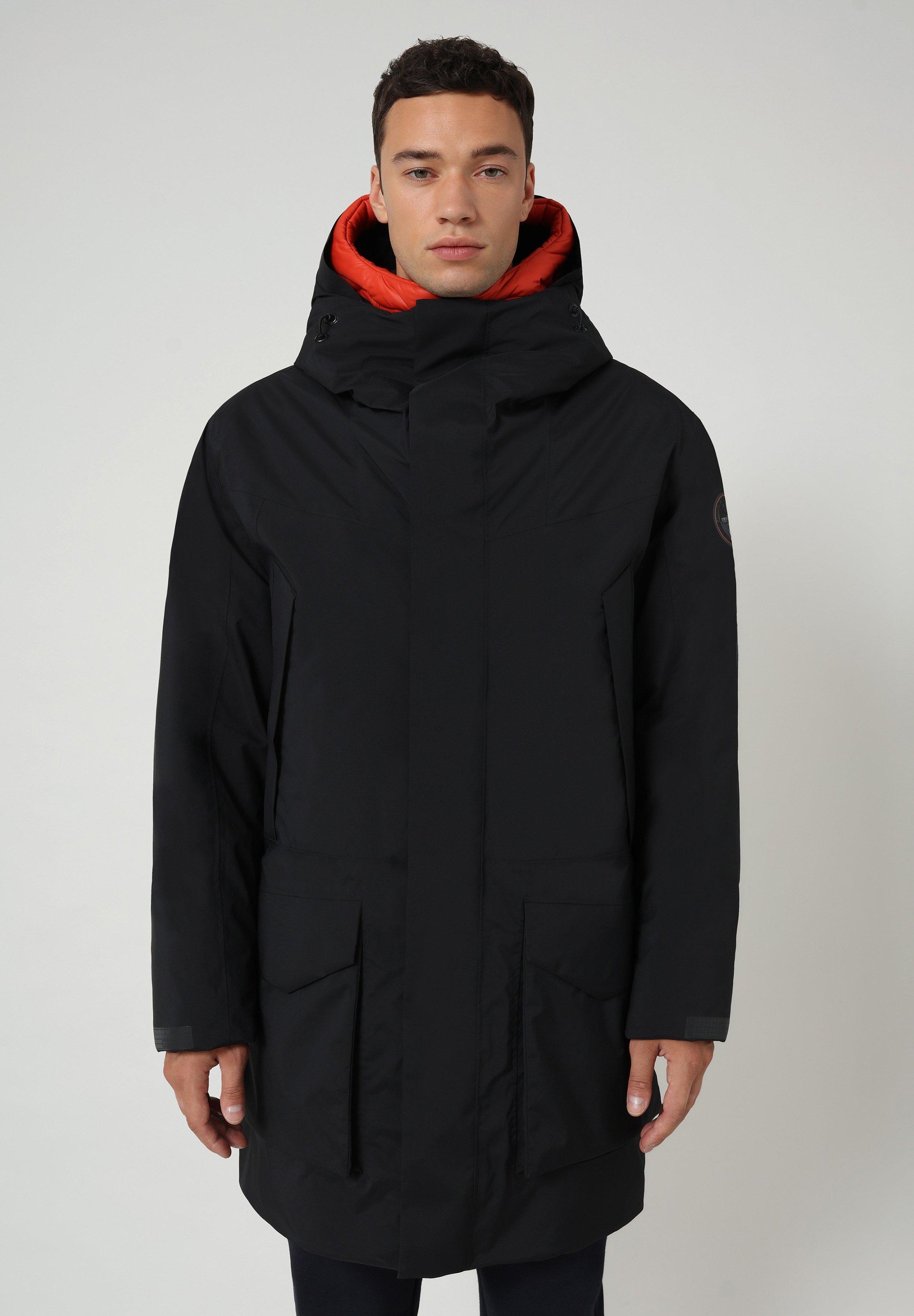 Homme FAHRENHEIT - Veste d'hiver - black