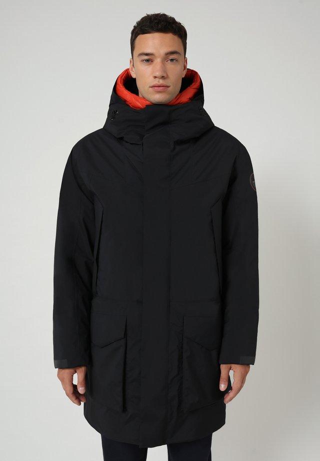 FAHRENHEIT - Winter coat - black