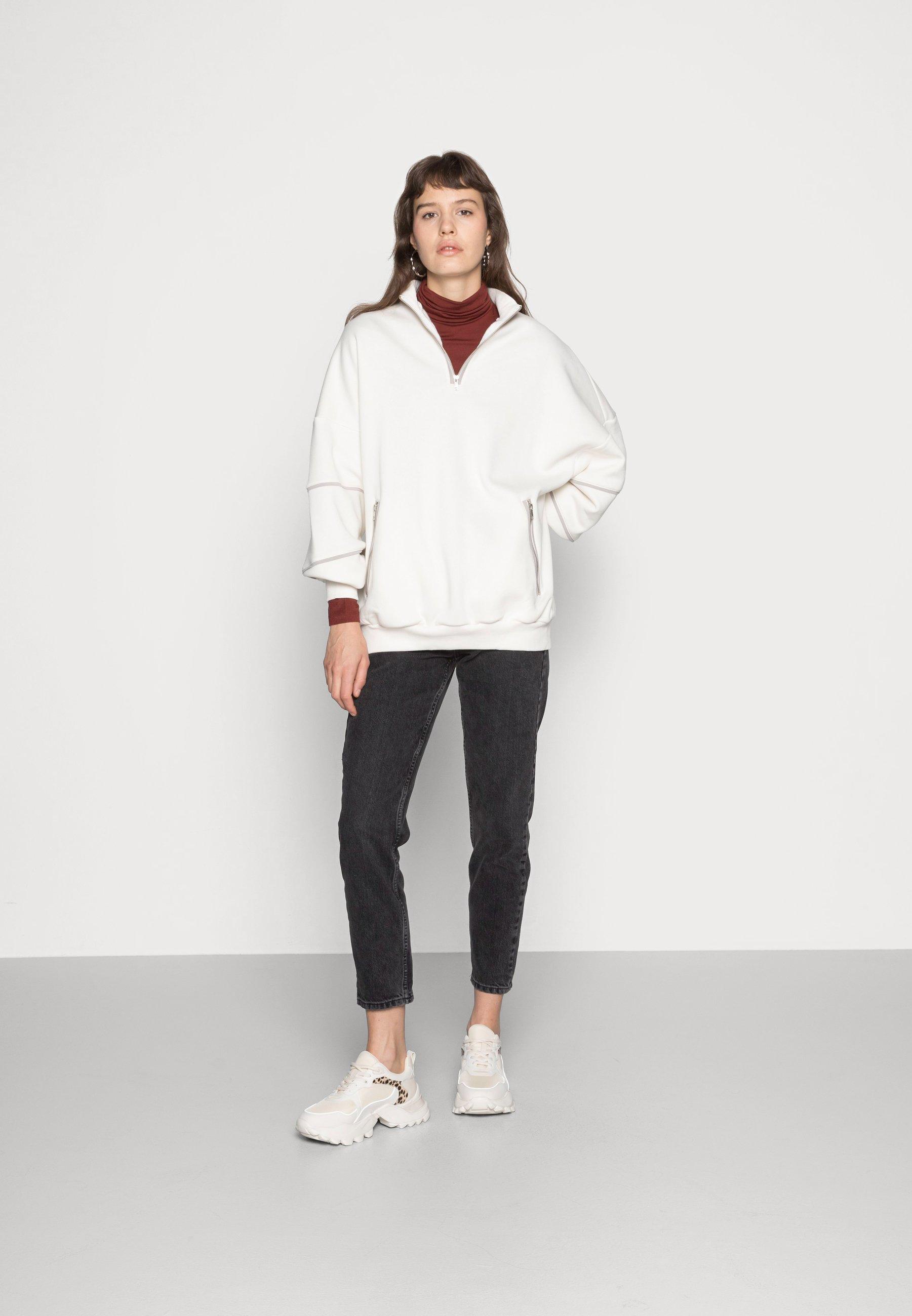 Women VMAVA LULU ROLLNECK BLOUSE - Long sleeved top