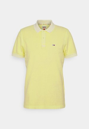 GARMENT DYE - Polo - green