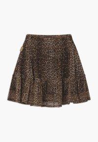 Vingino - QINDEE - A-line skirt - brown - 1