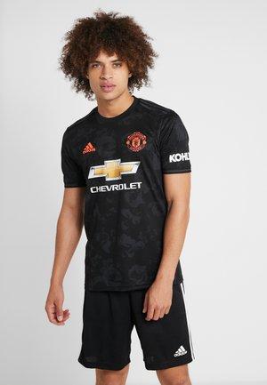 MUFC - Club wear - black