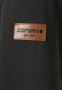Icepeak - UHRICHSVILLE - Soft shell jacket - anthrazit - 6