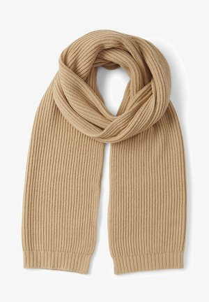 Scarf - cream beige