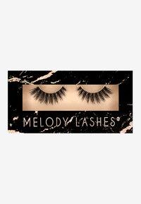 Melody Lashes - CHEERLEADER - False eyelashes - black - 0