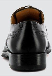 Evita - STEFANO - Business sko - schwarz - 3