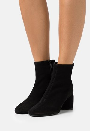 BOMBAY HEELED BOOT  - Botki - black