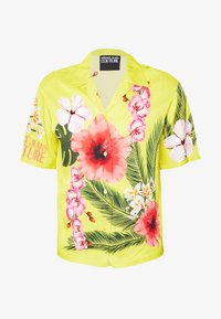 Versace Jeans Couture - LADY SHIRT - Button-down blouse - yellow - 3