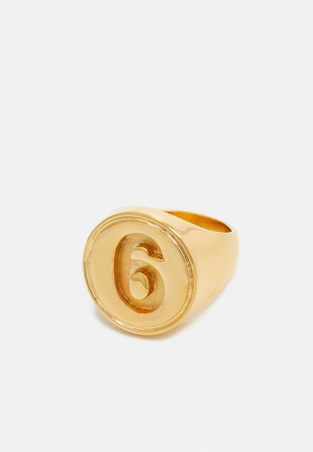 Bague - yellow gold-coloured